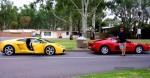 Ferrari testarossa Australia Mannumball: 100 2980