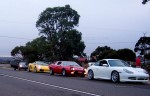 Porsche gt3 Australia CWL Elise Newbie: