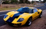 For   Bill n Ted: GT40 Replica