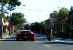 Ferrari testarossa Australia Bill n Ted: 100 3546