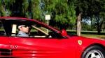 Ferrari testarossa Australia Bill n Ted: 100 3559