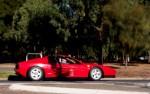 Ferrari testarossa Australia Bill n Ted: 100 3565