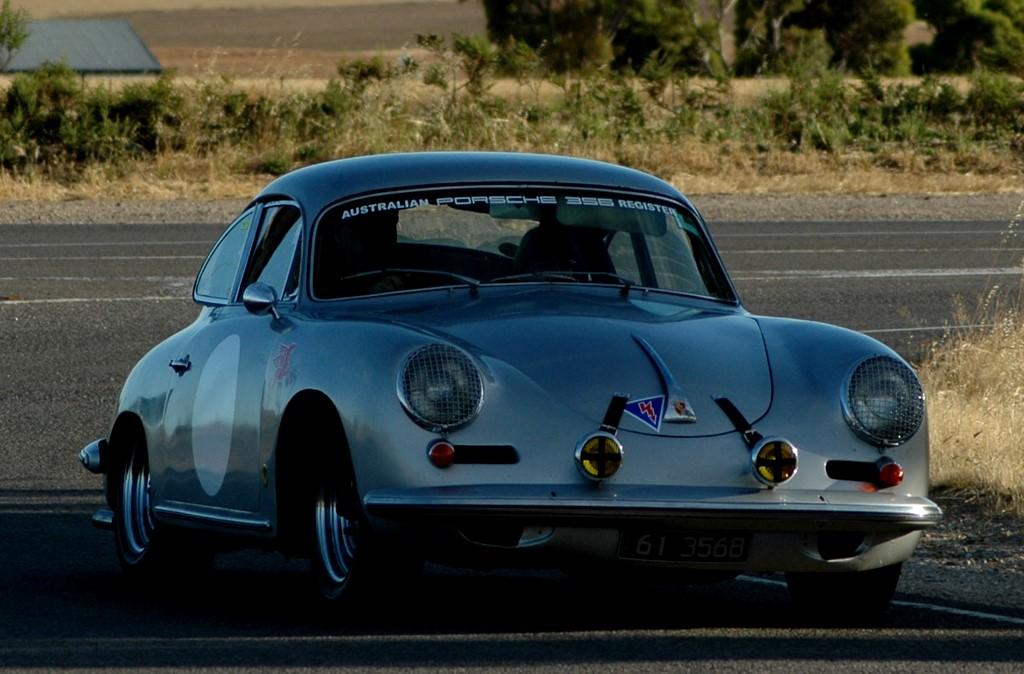 Porsche 356 Outlaw. 2011 Porsche 356 Outlaw