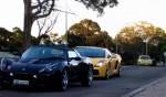 Lotus elise Australia Eagle Start: