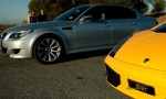 Beamas Holiday: Lamborghini Gallardo SE BMW M5 E60