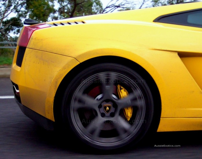 Wallpaper 2006 Lamborghini Gallardo SE. Wallpaper