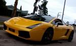 Lamborghini gallardo Australia Salopian Express: 100 4841