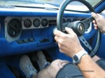 RAC   Urraco Shakedown: Lamborghini Urraco interior