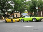 Lamborghini   Urraco Shakedown: