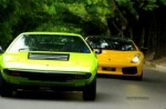Lamborghini gallardo Australia Urraco Shakedown: