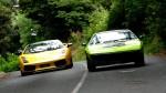 Lamborghini urraco Australia Urraco Shakedown: Gallardo vs Urraco