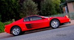 Ferrari testarossa Australia Half way to Melbourne: IMG 2001