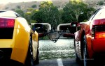 Adel   Half way to Melbourne: Lamborghini Gallardo vs Ferrari Testarossa on a ferry