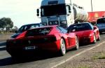 Ferrari   Half way to Melbourne: IMG 2083