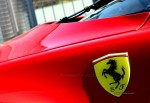 Wallpaper   Half way to Melbourne: Ferrari Testarossa shield