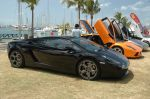 Black   Ferrari - Mazza - Lambo Car Concourse: DSC 7030