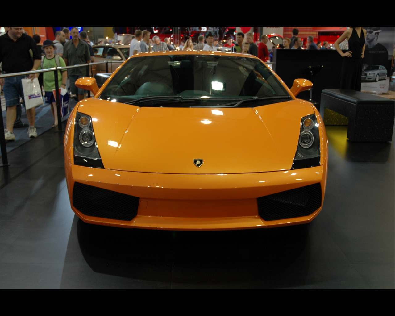 Lamborghini Motorshow 05: Motoshow 9. Motoshow 9 - Motorshow 05