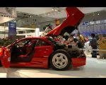 Ferrari f40 Australia Motorshow 05: Motoshow 124