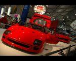 Ferrari f40 Australia Motorshow 05: Motoshow 125