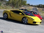 dingo Photos Exotics in the Outback 2005: Lamborghini Gallardo
