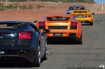 Lotus esprit Australia Exotics in the Outback 2006: Lamborghini Gallardo
