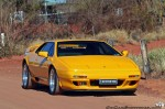 dingo Photos Exotics in the Outback 2006: Lotus Esprit S4s