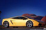 dingo Photos Exotics in the Outback 2007: Lamborghini Gallardo at the Olgas