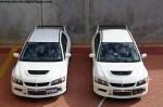 Mitsubishi   Mitsubishi Evo IX Photoshoot: mitsubishi-evo-ix-twins-(24)