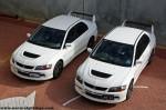 Mitsubishi   Mitsubishi Evo IX Photoshoot: mitsubishi-evo-ix-twins-(25)