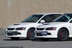 Mitsubishi   Mitsubishi Evo IX Photoshoot: mitsubishi-evo-ix-twins-(3)