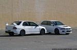 dingo Photos Mitsubishi Evo IX Photoshoot: mitsubishi-evo-ix-twins-(6)