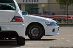 Mitsubishi   Mitsubishi Evo IX Photoshoot: mitsubishi-evo-ix-twins-(7)