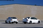 Mitsubishi   Mitsubishi Evo IX Photoshoot: mitsubishi-evo-ix-twins-(8)