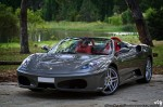 Photos   Ferrari F430 Spider Photoshoot: ferrari-f430-spider-(1)