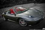 Photos   Ferrari F430 Spider Photoshoot: ferrari-f430-spider-(13)
