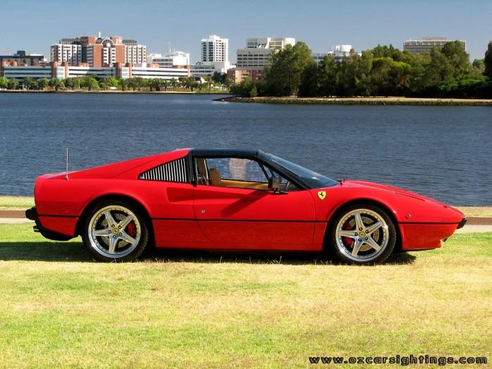 Ferrari 308 Gtsi. Ferrari 308 Gts 308gtsi 4 GTSi