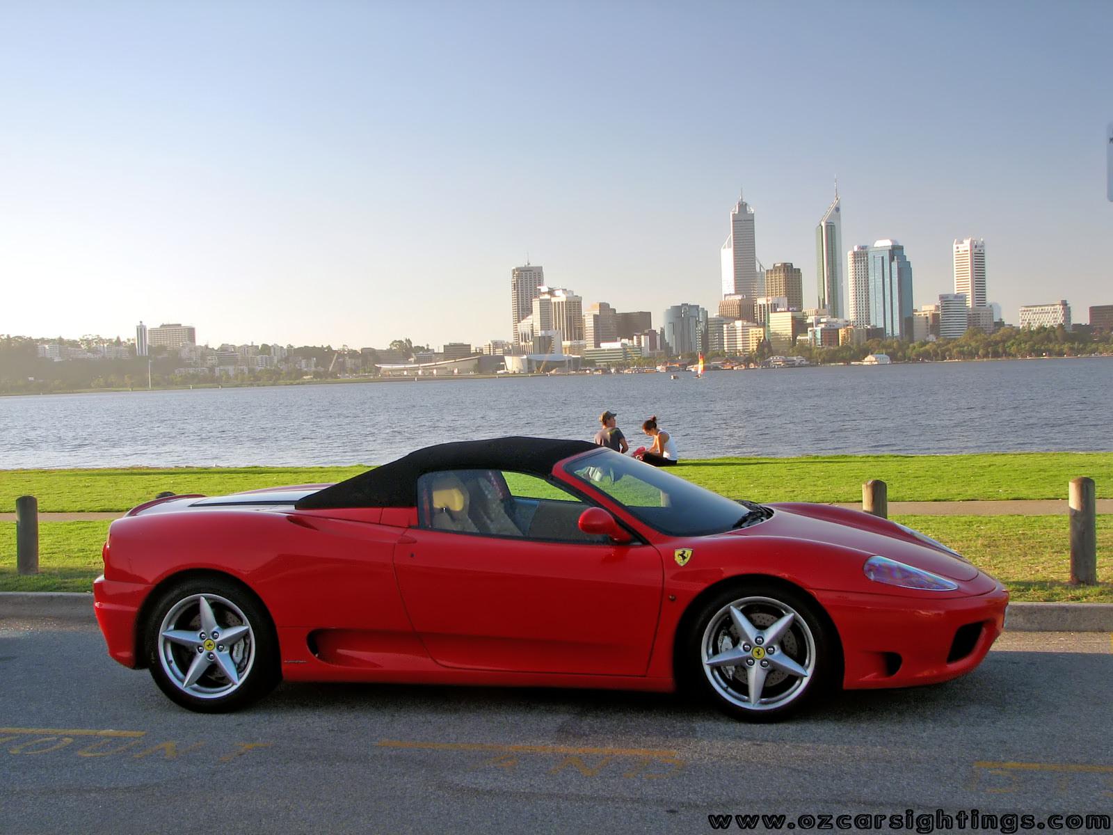 Ferrari Ferrari Cruise 2006: