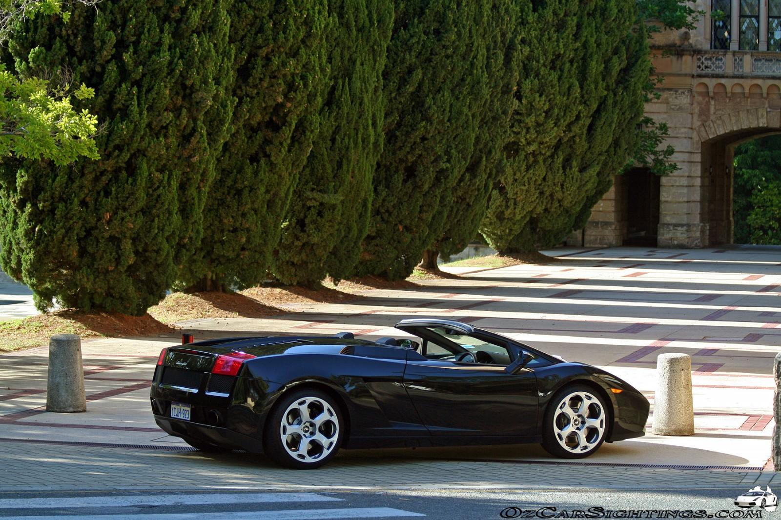 Gallardo Lamborghini Gallardo