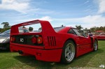 Italian Car Day 2007: Ferrari F40