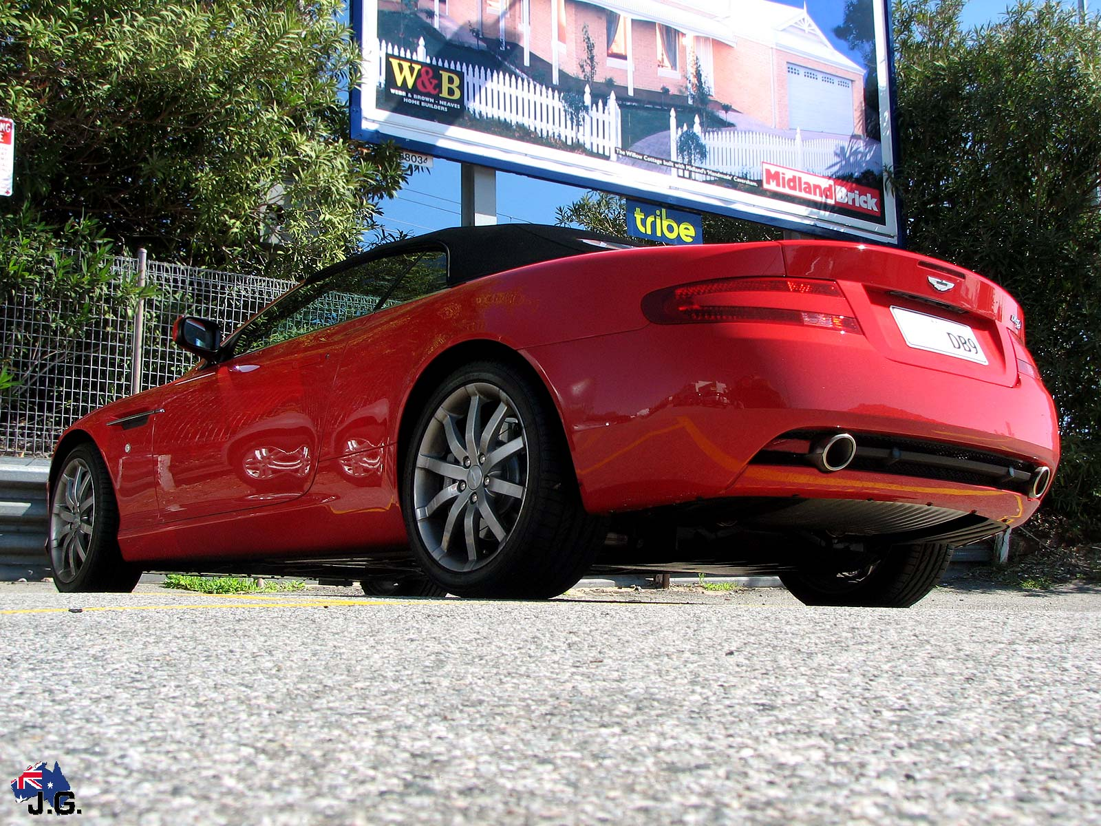 aston martin db9 volante (28) JENNIFER LOPEZ GETS SUED & SUPOENAED AT THE SAME TIME + CANDIDS OF HER ...