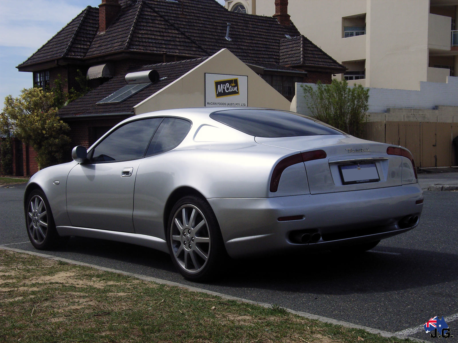 Maserati Perth Car Spotting: