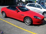 Aston   Perth Car Spotting: aston-martin-db9-volante-(25)