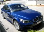 Bmw   Perth Car Spotting: bmw-e60-m5--(1)