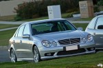 Perth Car Spotting: copy of mercedes-benz e55 amg (17)