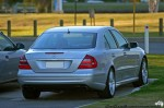 Perth Car Spotting: copy of mercedes-benz e55 amg (18)