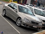 Benz   Perth Car Spotting: mercedes-benz-c32-amg-(8)