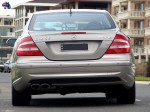 BENZ   Perth Car Spotting: mercedes-benz-clk55-amg--(5)