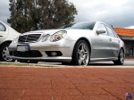 Mercedes   Perth Car Spotting: mercedes-benz-e55-amg-(16)