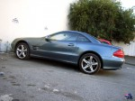 Mercedes   Perth Car Spotting: mercedes-benz-sl500-(1)