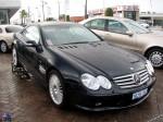 Mercedes   Perth Car Spotting: mercedes-benz-sl55-amg-(46)